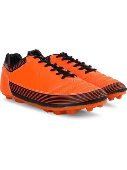 VECTOR X CHASER FOOTBALL STUD-ORANGE/BLACK-1-3