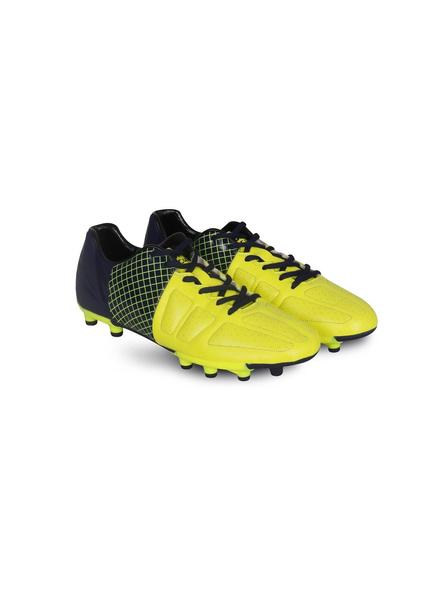 VECTOR X MERCURY FOOTBALL STUD-FLOROSENT GREEN-6-4