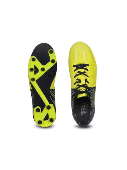VECTOR X MERCURY FOOTBALL STUD-FLOROSENT GREEN-9-5