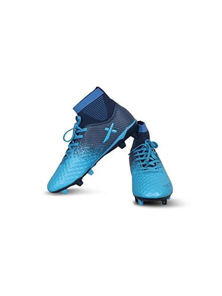 VECTOR X TORNADO FOOTBALL STUD-S.BLUE/NAVY-5-3