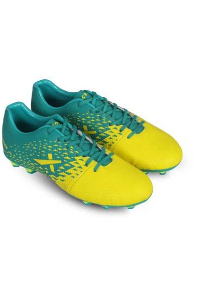 VECTOR X TRIUMPH FOOTBALL STUD-F.GREEN/SEA GREEN-9-3