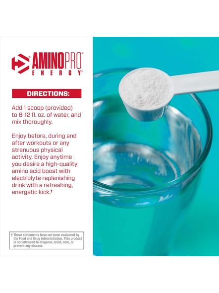 DYMATIZE AMINO PRO 270 G AMINO ACIDS-LEMON LIME-270 g-5