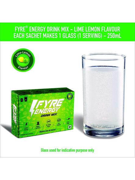 FYRE ENERGY DRINK MIX ENERGY DRINK-LEMON LIME-3