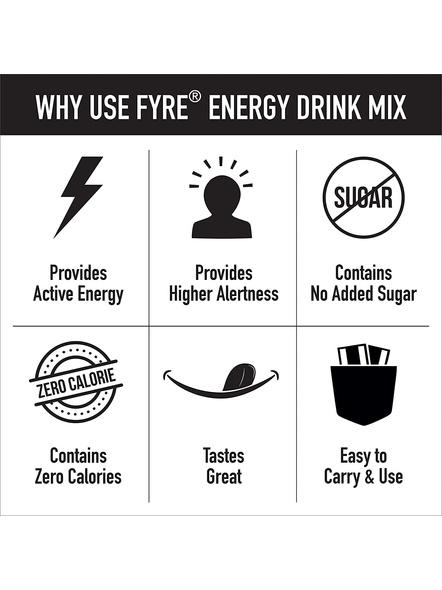 FYRE ENERGY DRINK MIX ENERGY DRINK-LEMON LIME-5