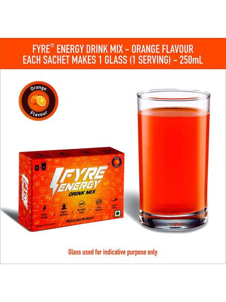 FYRE ENERGY DRINK MIX ENERGY DRINK-ORANGE-3