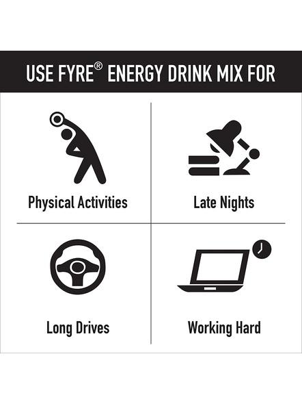 FYRE ENERGY DRINK MIX ENERGY DRINK-ORANGE-4
