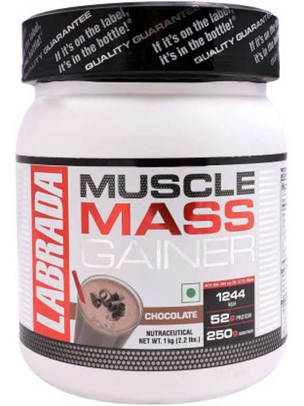 LABRADA MASS GAINER 2 LBS MASS GAINER-CHOCOLATE-2 Lbs-3