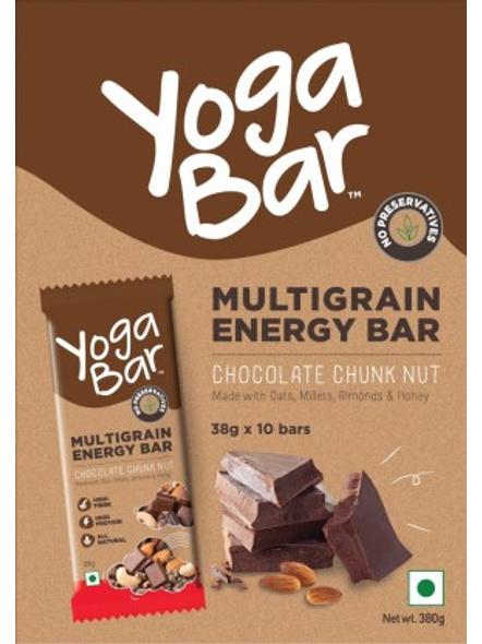 YOGA BAR MULTIGRAIN BAR 38 g MEAL REPLACEMENT-CHOCOLATE-380 g-4