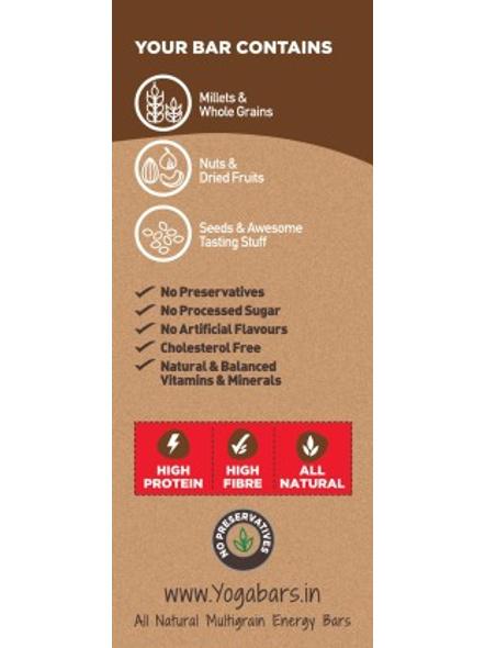 YOGA BAR MULTIGRAIN BAR 38 g MEAL REPLACEMENT-CHOCOLATE-380 g-5
