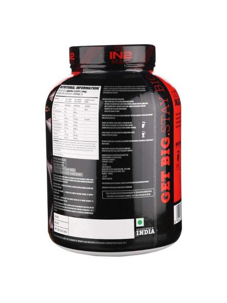 IN2 MASS 2.7 Kg MASS GAINER-RICH CHOCOLATE-2.7 kg-5