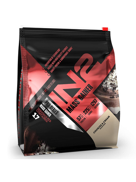 IN2 MASS 5 Kg MASS GAINER-COOKIE AND CREAM-5 kg-3