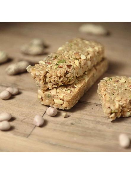 RINE Nutrition Bars-PEANUT BUTTER CRUNCH-300 g-5