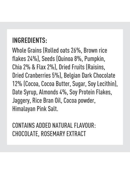 Yogabar Wholegrain Breakfast Muesli-DARK CHOCOLATE CRANBERRY-700 g-5