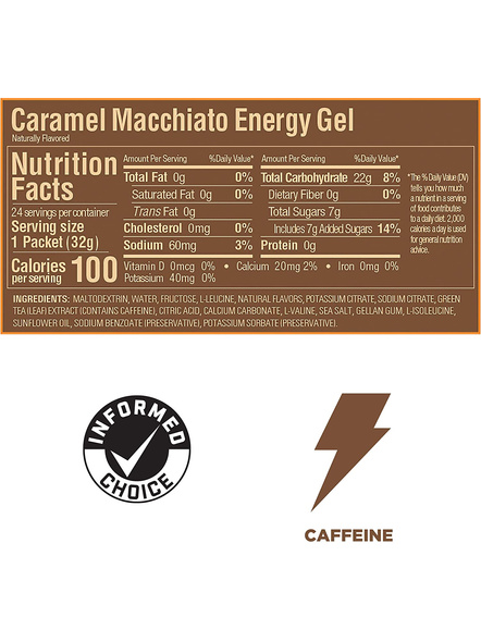 GU GEL GU ENERY GEL PRE WORKOUT pack of 3-CARAMEL MACCHIATO-4