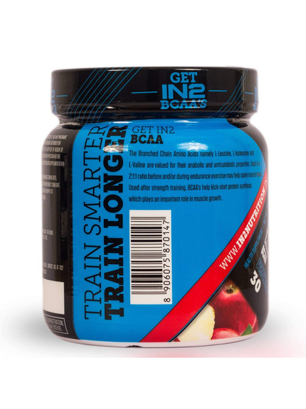 IN2 BCAA-300 g MUSCLE RECOVERY-APPLE-300 g-30-4