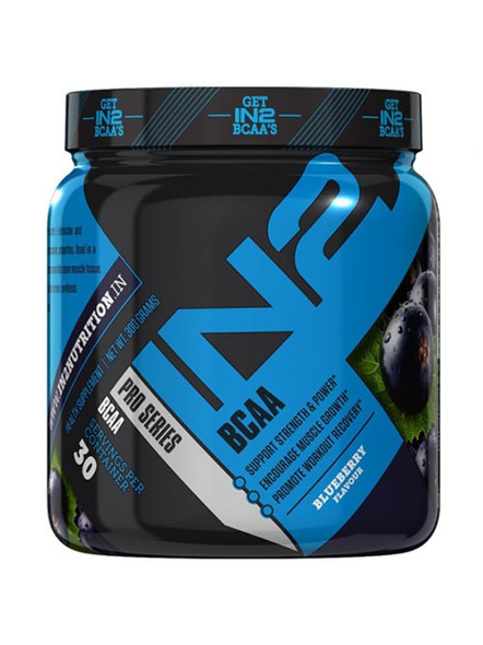 IN2 BCAA-300 g MUSCLE RECOVERY-BLUE BERRY-300 g-30-1
