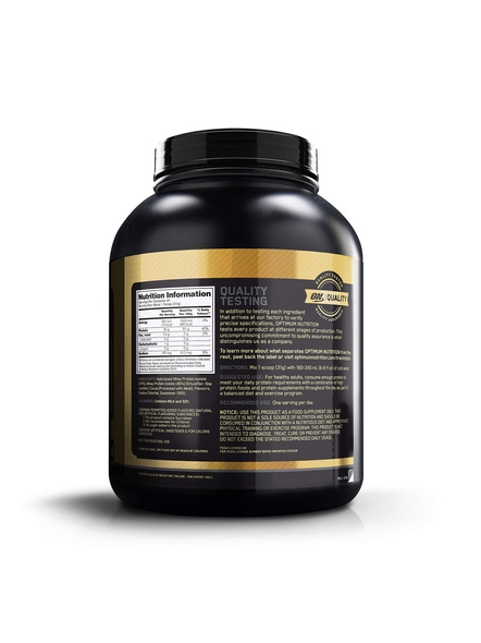 OPTIMUM GOLD STANDARD 100% ISOLATE 3lb WHEY PROTIEN ISOLATE-CHOCOLATE BLISS-3 Lbs-44-5