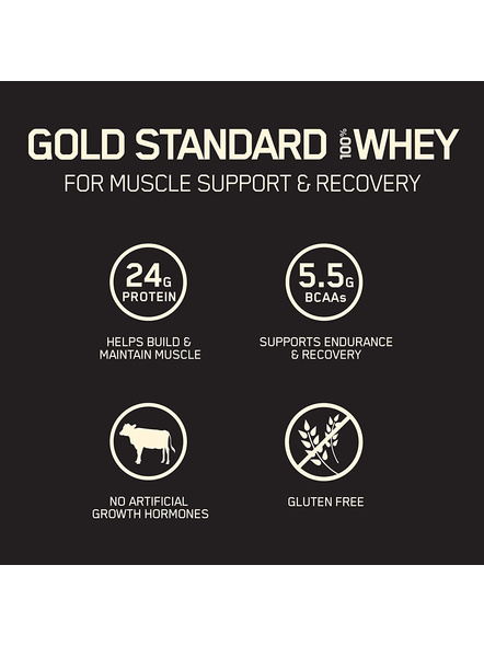 OPTIMUM GOLD STANDARD 3 LBS WHEY PROTIEN ISOLATE-CHOCOLATE-3 Lbs-45-3