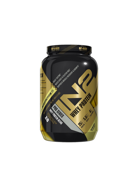 IN2 WHEY PROTEIN 908GMS WHEY PROTIEN BLEND-BANANA-908 g-28-3