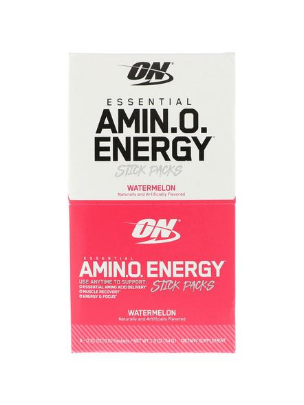 OPTIMUM AMINO ENERGY STICK PACKS AMINO ACIDS-WATERMELON-2