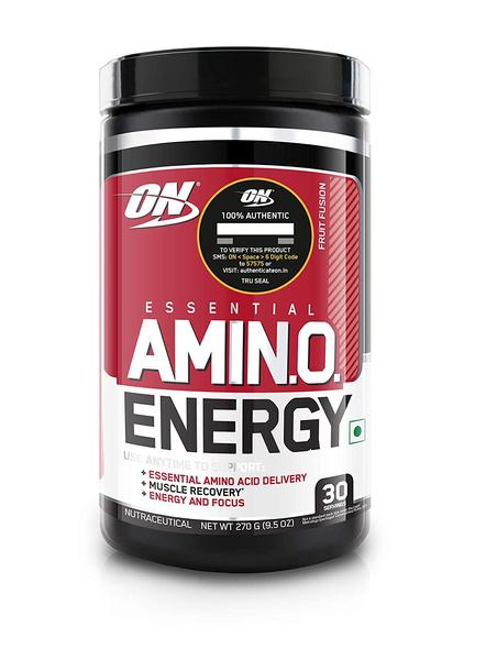 OPTIMUM AMINO ENERGY 270 GM AMINO ACIDS-FRUIT FUSION-270 g-3