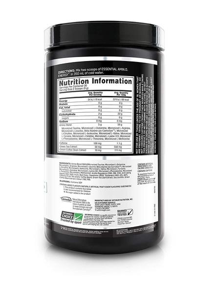 OPTIMUM AMINO ENERGY 270 GM AMINO ACIDS-FRUIT FUSION-270 g-4