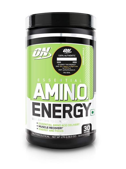 OPTIMUM AMINO ENERGY 270 GM AMINO ACIDS-GREEN APPLE-270 g-3