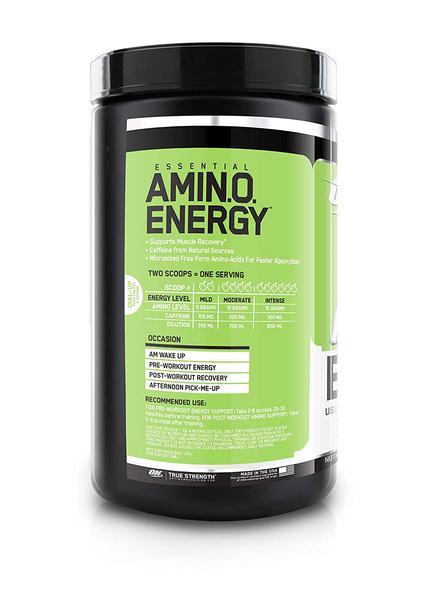 OPTIMUM AMINO ENERGY 270 GM AMINO ACIDS-GREEN APPLE-270 g-5