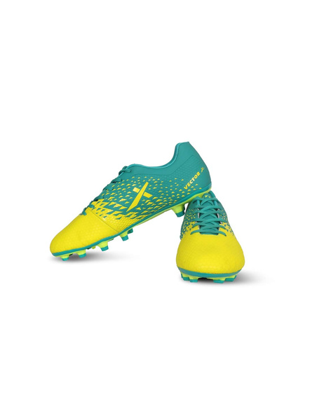 VECTOR X TRIUMPH FOOTBALL STUD-F.GREEN/SEA GREEN-7-3