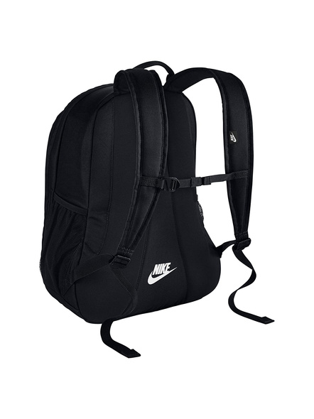 NIKE BA5217 BACK PACK BAG-BLACK/BLACK/WHITE-1