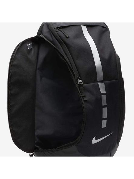 NIKE BA5554 BACK PACK BAG-BLACK/BLACK/MTLC COOL GREY-1