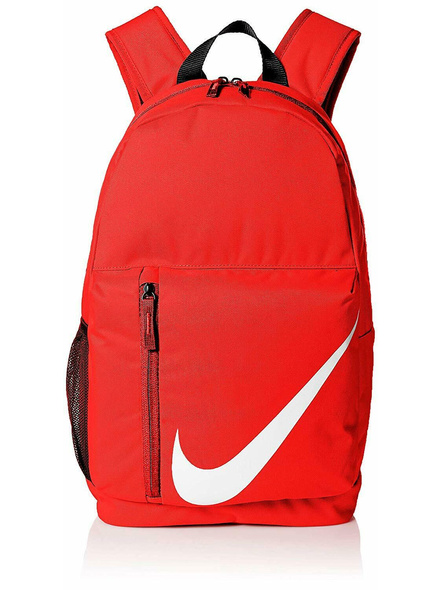 NIKE BA5405 BACK PACK BAG-Red-2