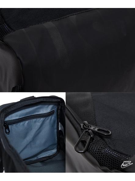NIKE BA5982 GYM BAG-BLACK/BLACK/WHITE-1