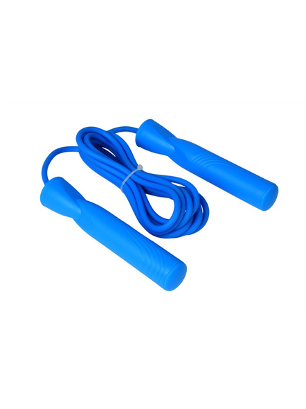 AIRAVAT 4002 SKIPPING ROPE (Colour may vary)-S.BLUE-1