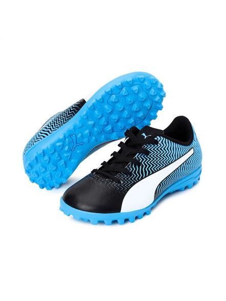 PUMA 106065 FOOTBALL INDOOR STUDS - TURF- Luminous Blue-Black-White-2-4