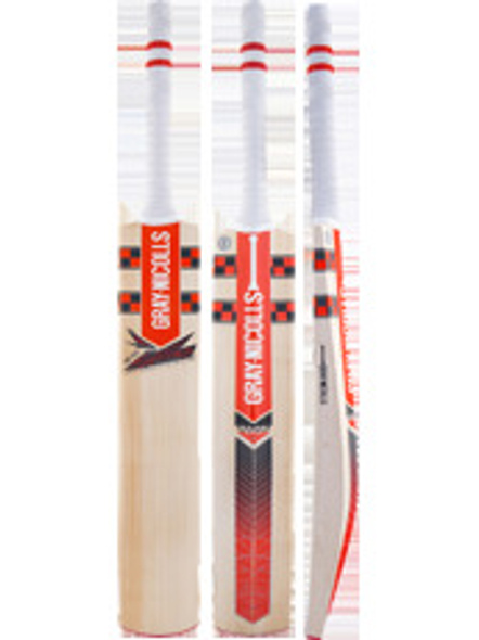 Gray-nicolls Supernova Gn 4 English Willow Cricket Bat-4-1 Unit-1
