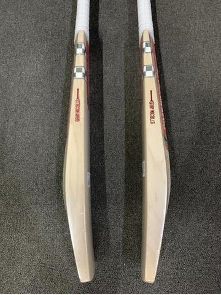 Gray-nicolls Classic Gn8 English Willow Cricket Bat-SH-1 Unit-1