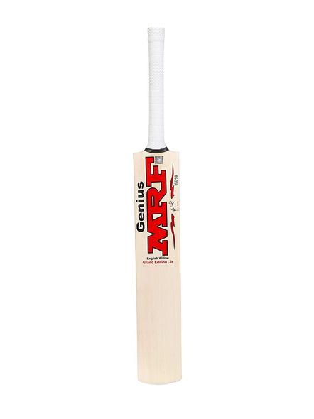 Mrf Genius Grand Edition Jr English Willow Cricket Bat-8919
