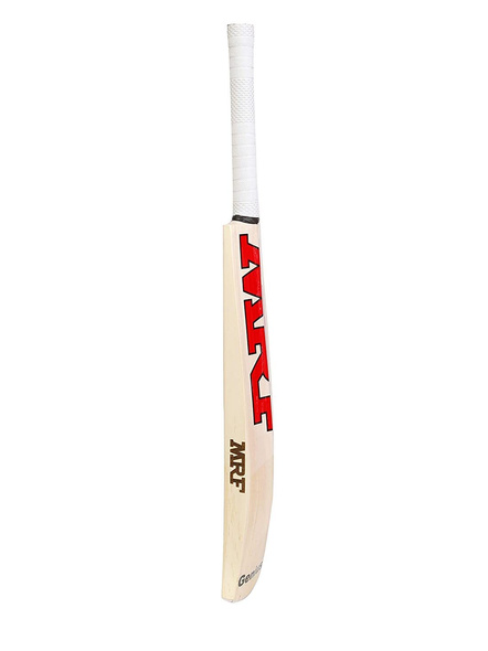 Mrf Genius Grand Edition Jr English Willow Cricket Bat-1 Unit-4-2
