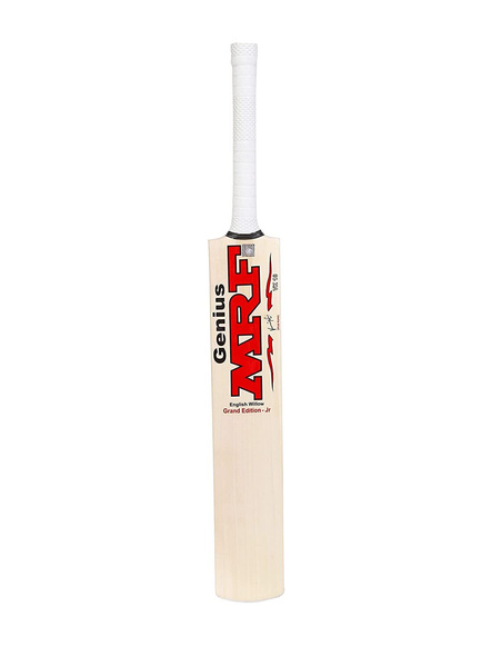 Mrf Genius Grand Edition Jr English Willow Cricket Bat-2854