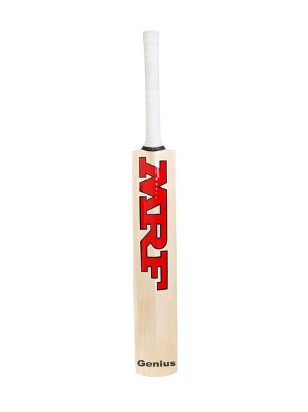 Mrf Genius Grand Edition Jr English Willow Cricket Bat-1 Unit-6-1