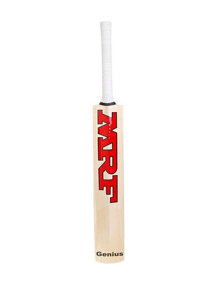 Mrf Genius Grand Edition Jr English Willow Cricket Bat-1 Unit-HARROW-1