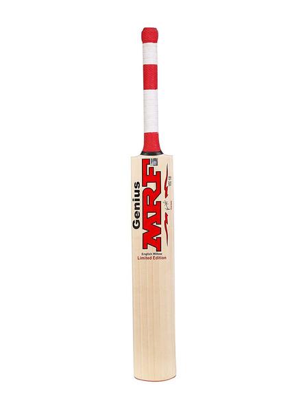 Mrf Genius Le English Willow Cricket Bat-1 Unit-SH-1