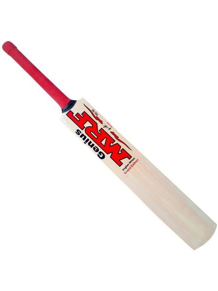 Mrf Genius Grand Edition English Willow Cricket Bat-1 Unit-SH-1