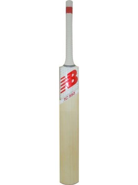 New Balance Tc-550 English Willow Cricket Bat-1 Unit-SH-1