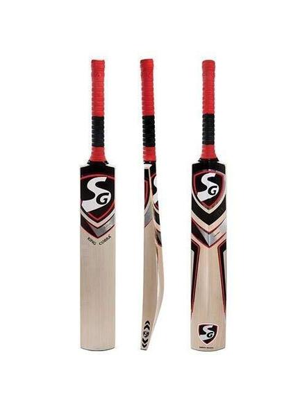 Sg King Cobra English Willow Cricket Bat-1 Unit-HARROW-2
