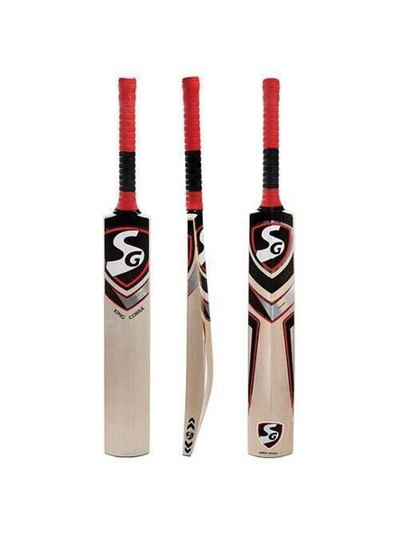 Sg King Cobra English Willow Cricket Bat-1 Unit-SH-2