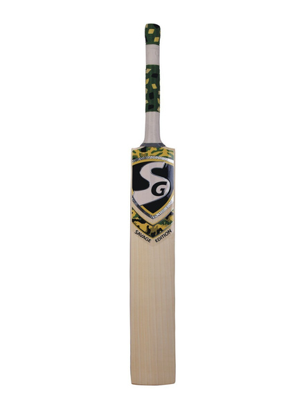 Sg Savage Edition English Willow Cricket Bat-20987