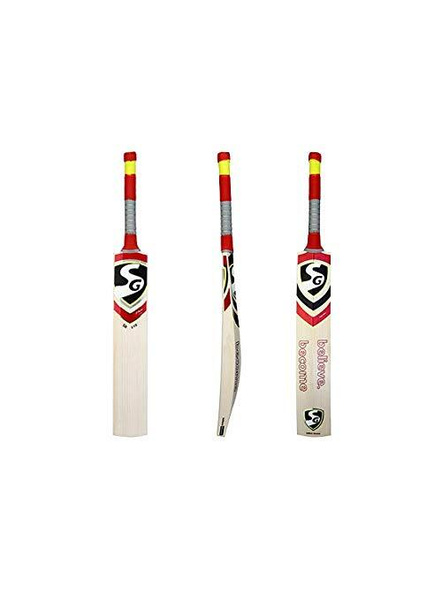Sg Sr 210 English Willow Cricket Bat-1 Unit-SH-2