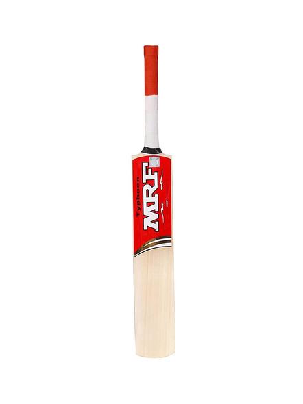Mrf Typhoon Kashmir Willow Cricket Bat-1 Unit-SH-1